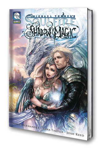 Soulfire: Shadow Magic Vol. 1