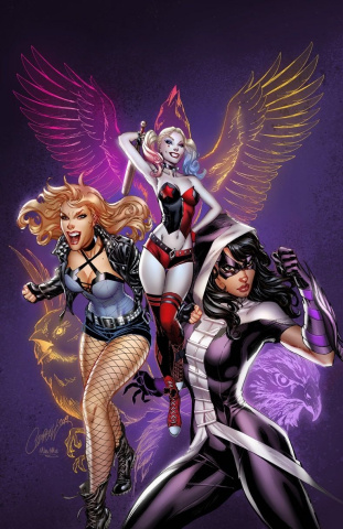 Birds of Prey #1 (Variant Cover)