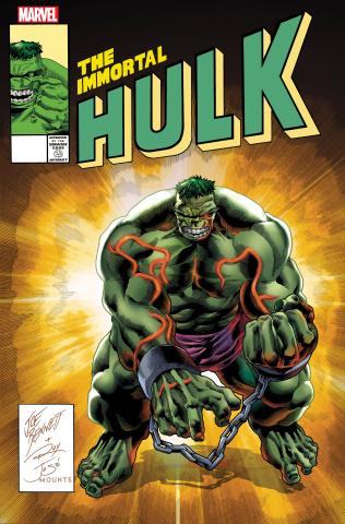 The Immortal Hulk #50 (Bennett Homage Cover)
