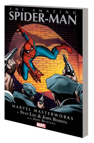 The Amazing Spider-Man Vol. 8 (Marvel Masterworks)