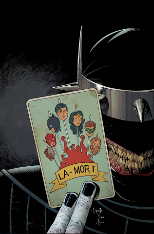 Dark Nights: Metal #5