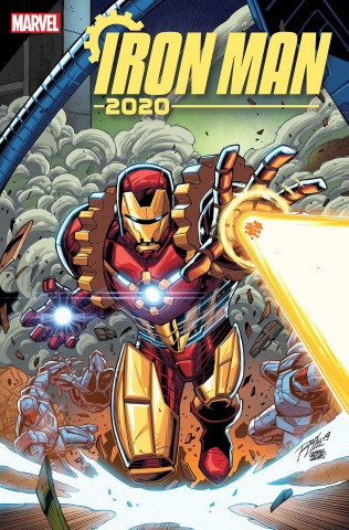 Iron Man 2020 #1 (Ron Lim Cover)