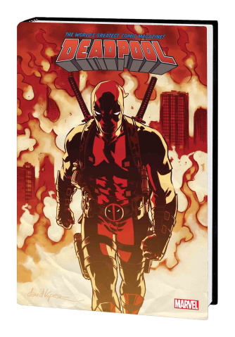 Deadpool: The World's Greatest Comic Book Magazine! Vol. 5