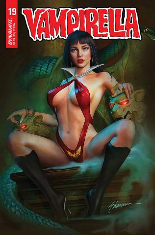 Vampirella #19 (Maer Cover)