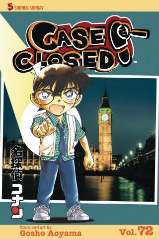 Case Closed Vol. 72