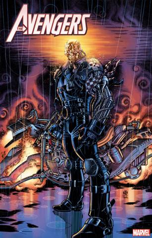 Avengers #27 (Bradshaw 2099 Cover)