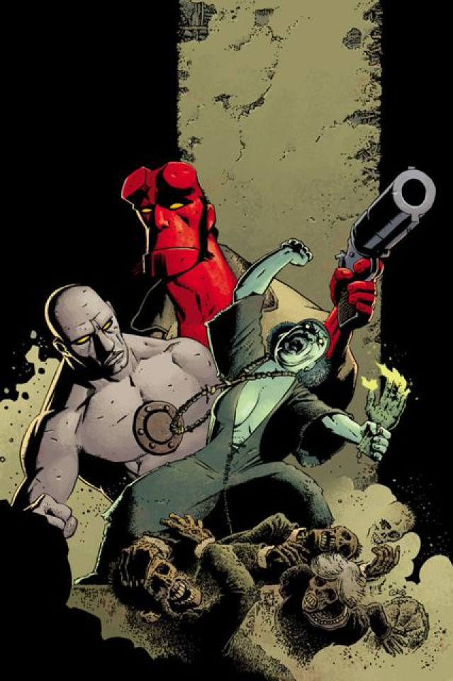 Hellboy: Being Human One Shot