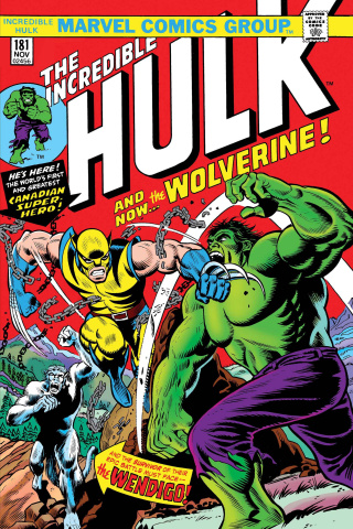 The Incredible Hulk #181 (Facsimile Edition)