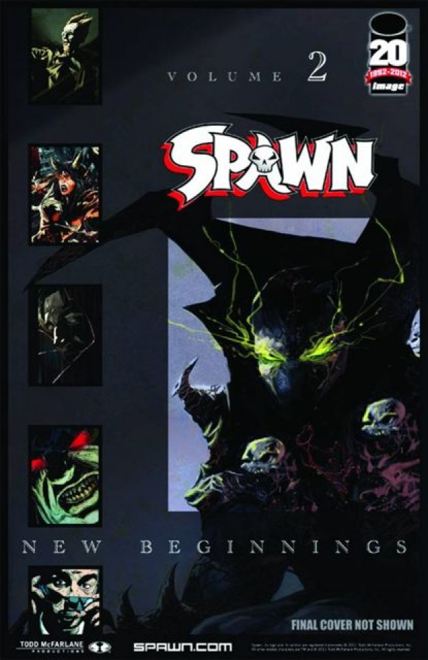 Spawn Vol. 2: New Beginnings