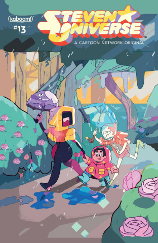 Steven Universe #13 (Subscription Mosley Cover)