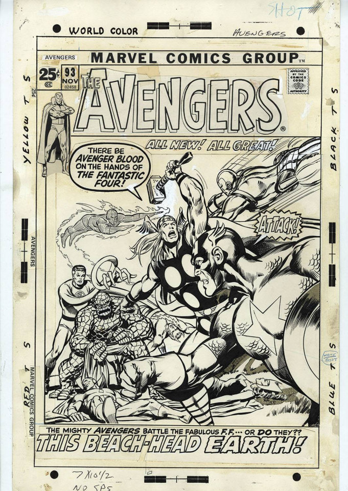 Marvel Covers: Artist Edition
