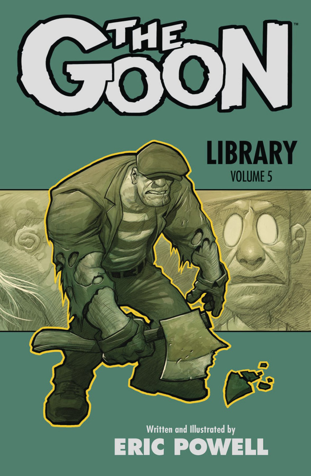The Goon Library Vol. 5