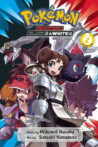Pokemon Adventures: Black 2 & White 2 Vol. 2