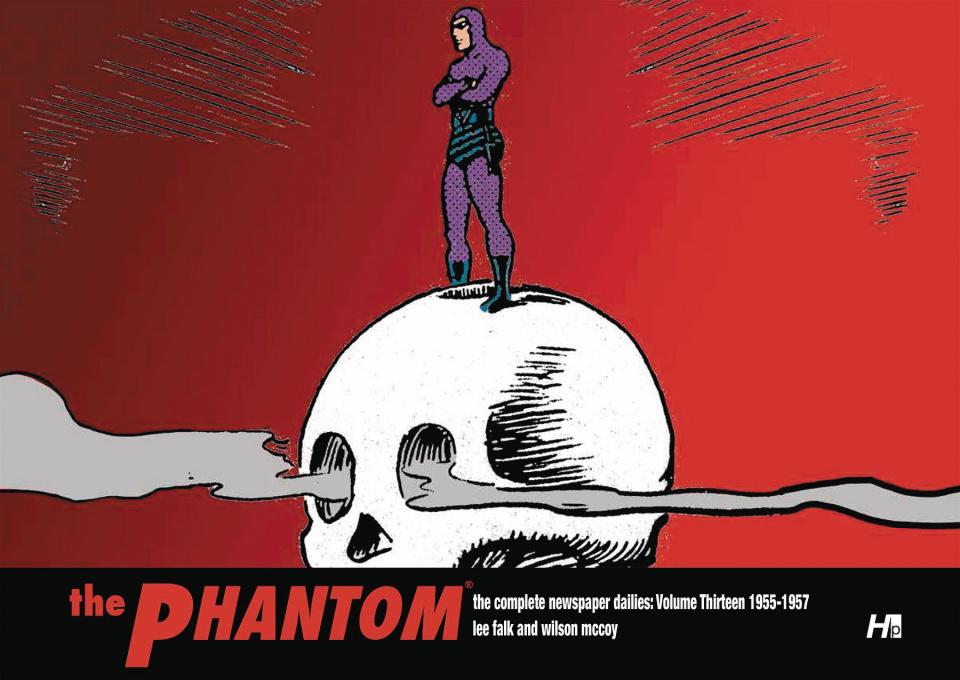 The Phantom: The Complete Newspaper Dailies Vol. 13: 1955-1956