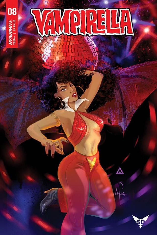 Vampirella #8 (Richardson Surprise Cover)