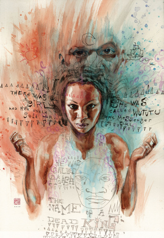 American Gods: My Ainsel #5 (Mack Cover)