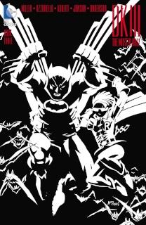 Dark Knight III: The Master Race #3 (McDaniel Variant Cover)
