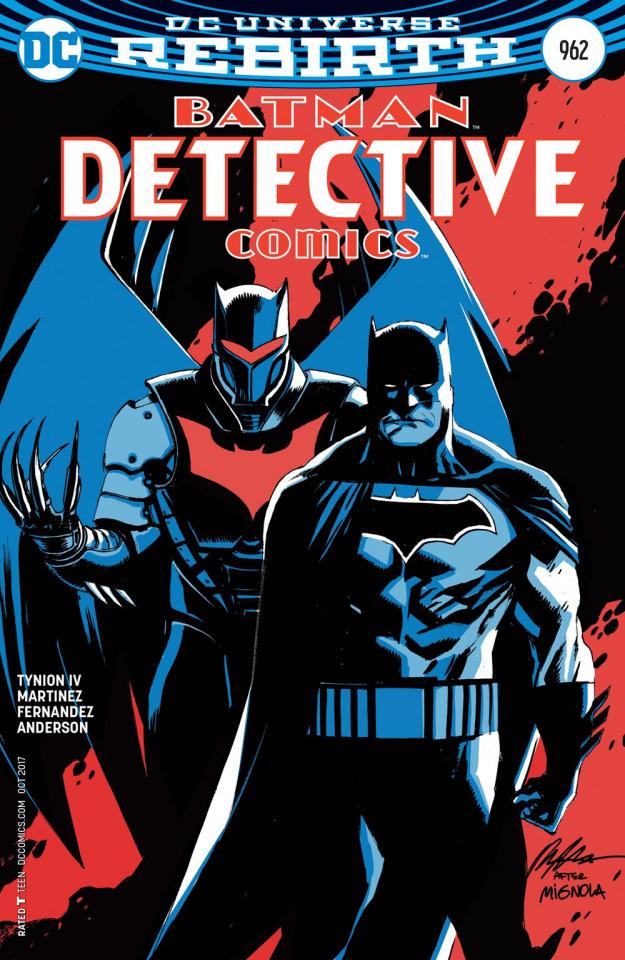 Detective Comics #962 (Variant Cover)