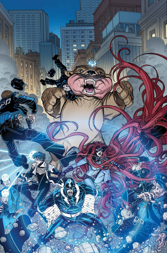 Inhumans: Once & Future Kings #4