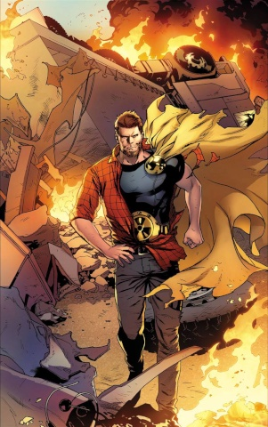 Hyperion #1 (Lupacchino Cover)