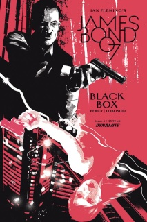 James Bond: Black Box #4 (Taylor Cover)