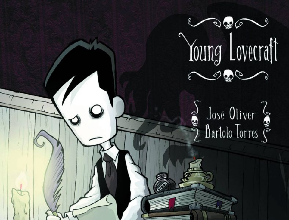 Young Lovecraft Vol. 2