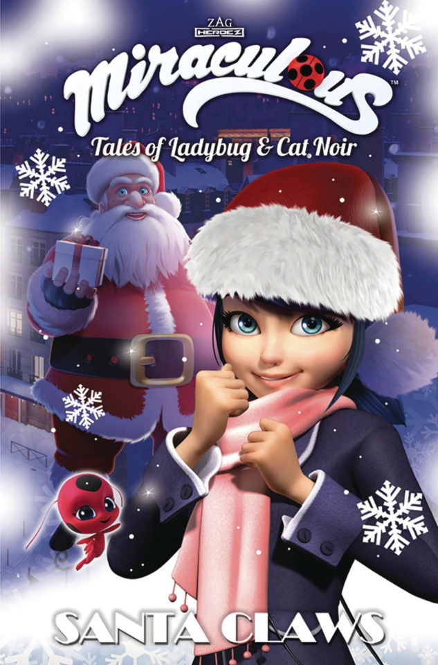 Miraculous: Tales Of Ladybug and Cat Noir: Santa Claws