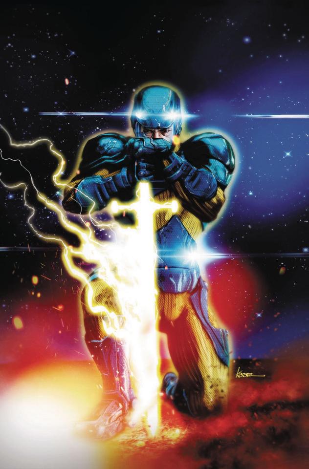 X-O Manowar #50 (20 Copy Andrews Cover)