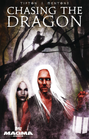 Chasing the Dragon #4 (Menton3 Cover)