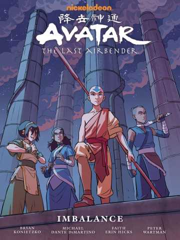 Avatar: The Last Airbender - Imbalance (Library Edition)