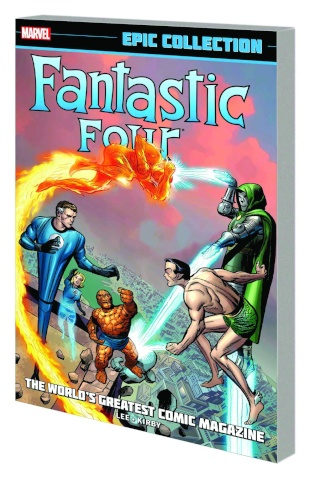 Fantastic Four: Epic Collection