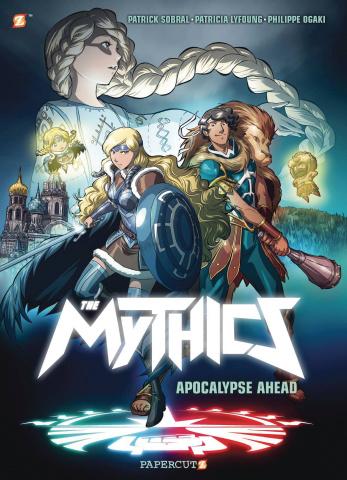 The Mythics Vol. 3: Apocalypse Ahead