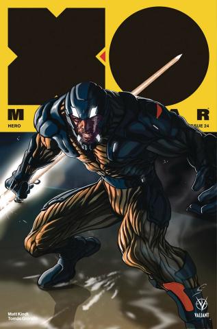 X-O Manowar #24 (Williamson Cover)