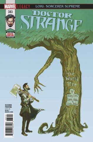Doctor Strange #383 (2nd Printing)