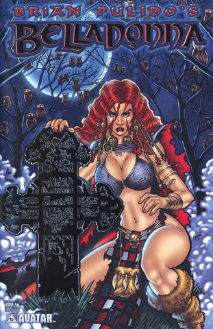 Belladonna #1 (Platinum Foil Cover)