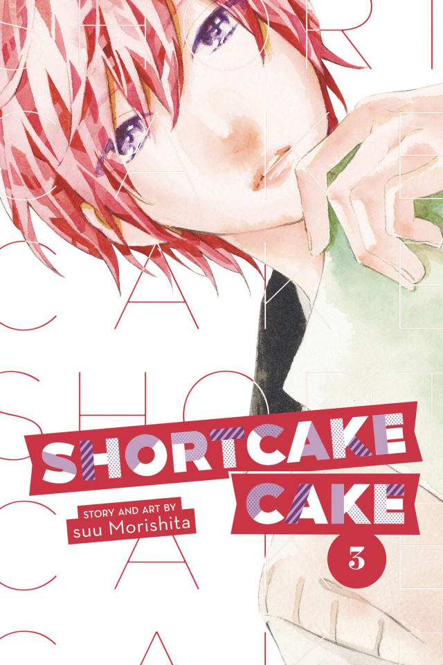 Shortcake Cake Vol. 3