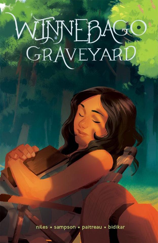 Winnebago Graveyard #1 (Chen Cover)