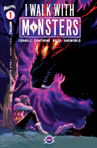 I Walk With Monsters #1 (15 Copy Andolfo Cover)