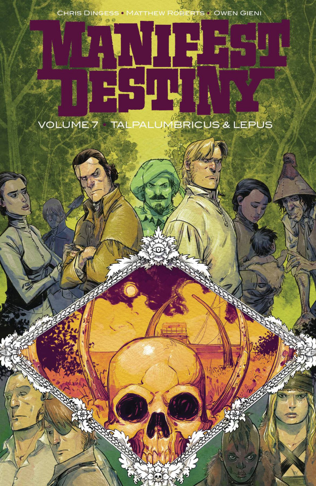 Manifest Destiny Vol. 7