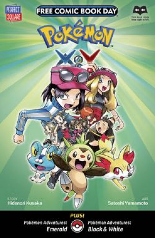 Perfect Square Presents Pokemon