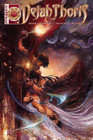 Dejah Thoris #4 (Nen Cover)