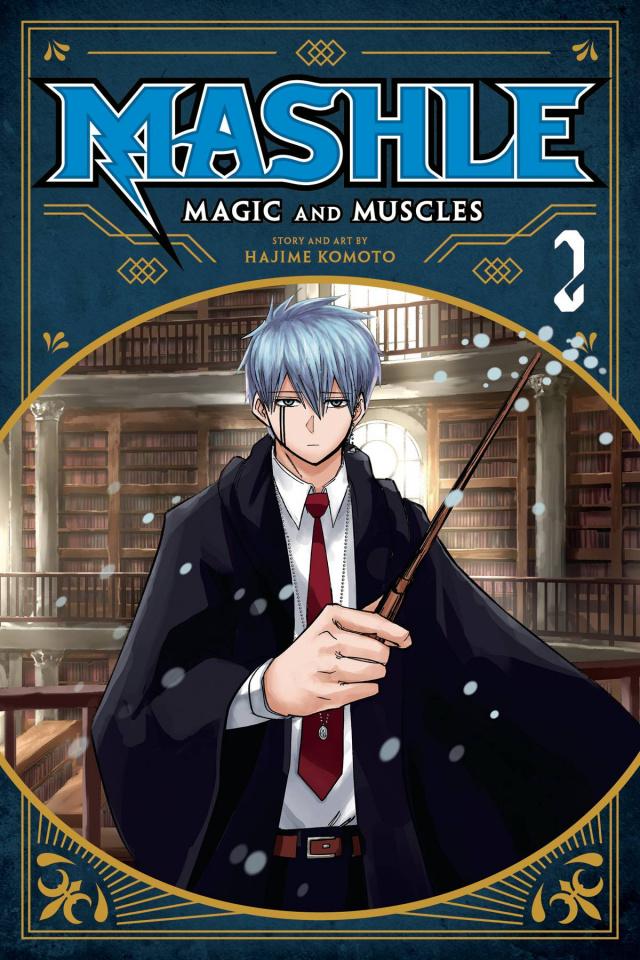 Mashle: Magic and Muscles Vol. 2