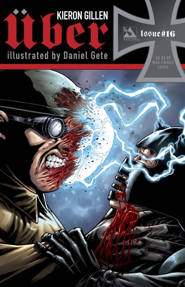 Über #16 (War Crimes Cover)