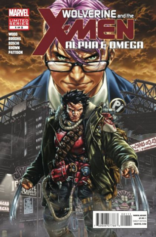 Wolverine and the X-Men: Alpha & Omega #1