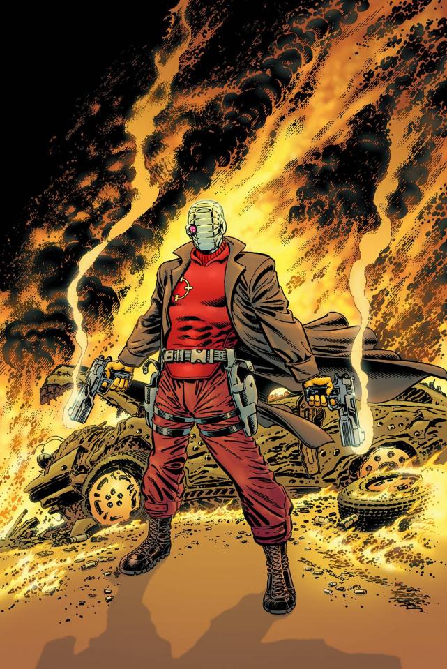 Deadshot: Bulletproof