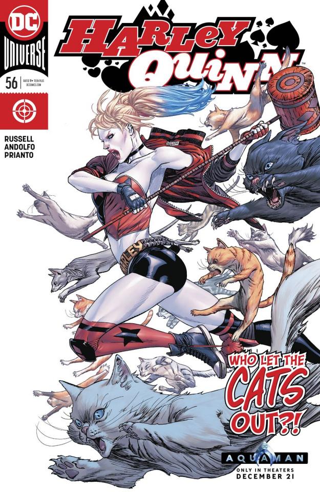 Harley Quinn #56