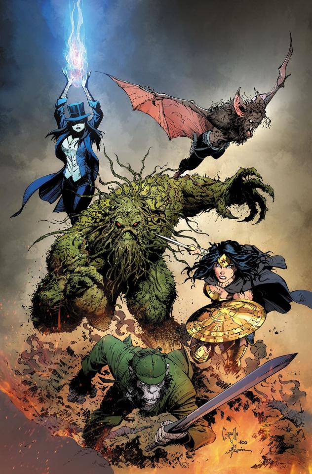 Justice League Dark #2 (Variant Cover)