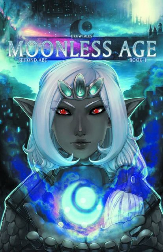 Drow Tales Vol. 1: Moonless Age