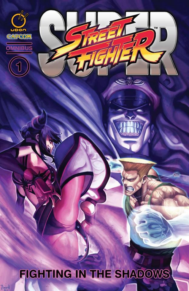 Super Street Fighter (Omnibus)