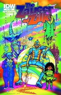 The Zaucer of Zilk #1